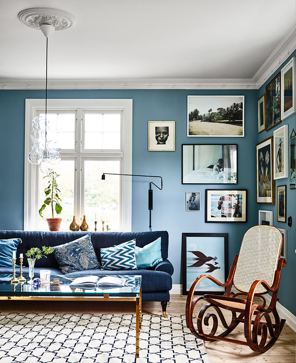 Beautiful Blue Bedrooms: Beautiful Blue Living Rooms
