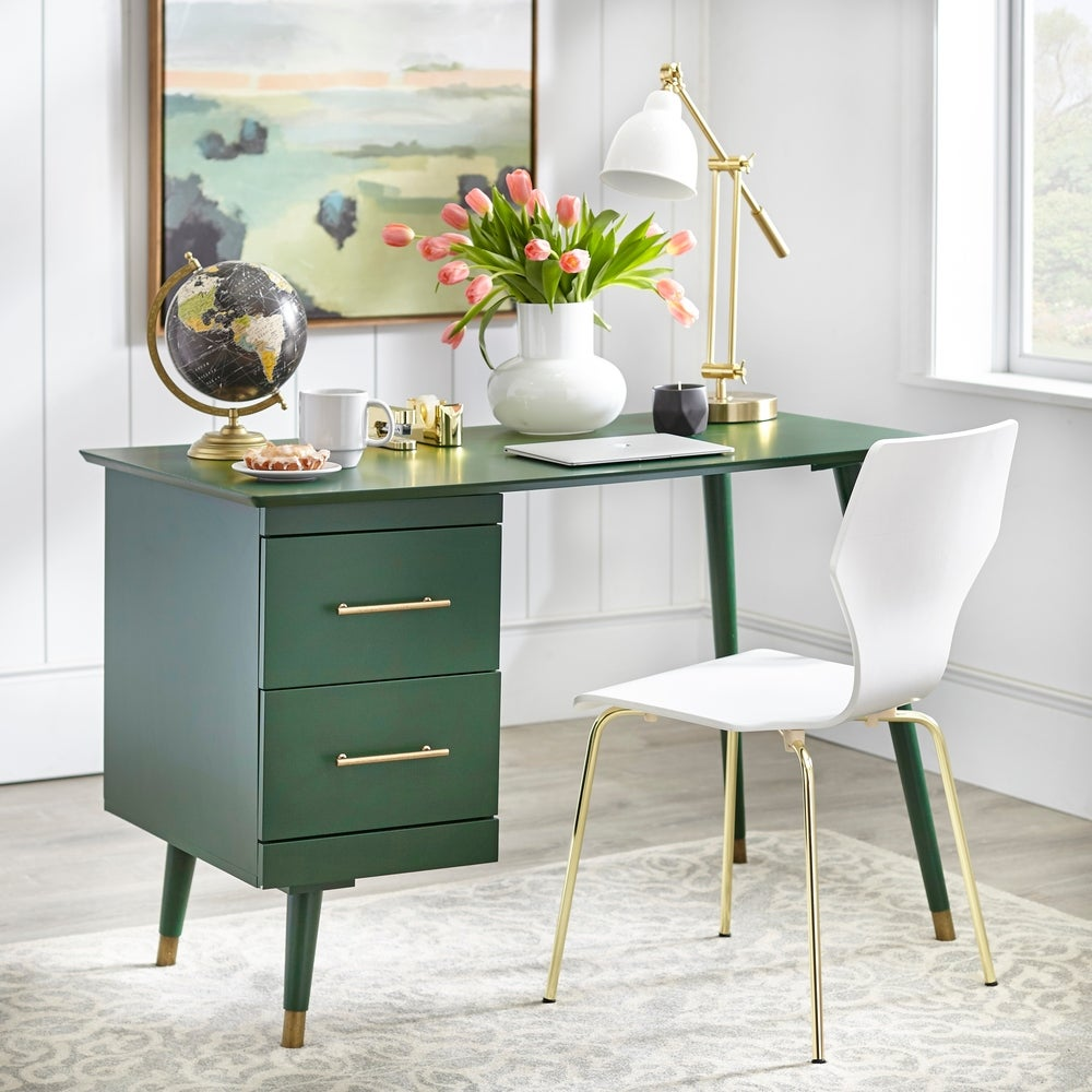 16 affordable home office furniture pairings oblique new
